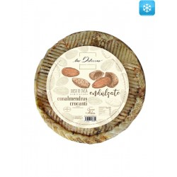 Semi-cured Sheep Cheese with Crocanti Las Delicias 3 kg