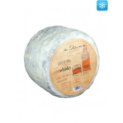 Butter Cured Goat Cheese with Whiskey Las Delicias 900 g