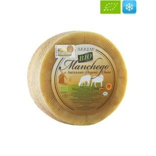 Artisan Cured Raw Milk Manchego PDO Organic Cheese 3 kg