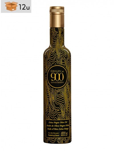 Coupage Extra Virgin Olive Oil 900 Top. Pack 12 x 500 ml