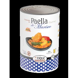 Paella de Marisco El Toque 1 kg