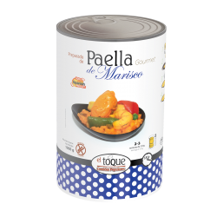 Seafood Paella El Toque 1 kg