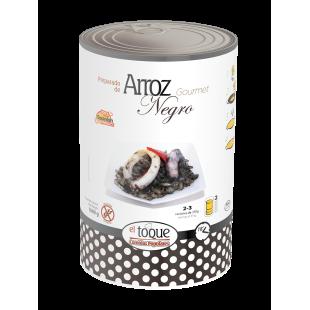 Arroz Negro El Toque 1 kg