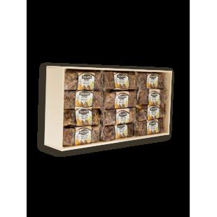 Higo Almendra & Dátil Almendra -Barritas 50 g x 24 ud