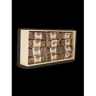 Higo Nuez & Dátil Nuez - Barritas 50 g x 24 ud