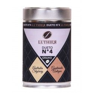 Café Luthier Dueto Nº 4 Grano 250 g