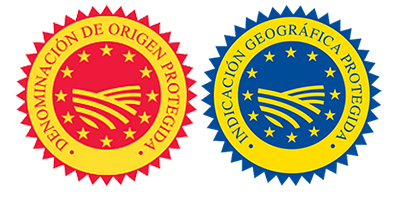 Differences between Protected Designation of Origin (P.D.O) and Protected Geographical Indication (P.G.I.)
