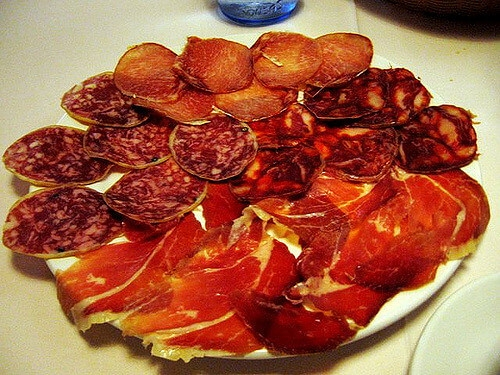How to preserve Iberian sausages?